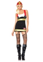 Sizzling Firefighter Babe Costume