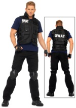 Mens Special Ops SWAT Costume