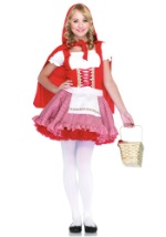 Teen Lil Red Riding Hood Costume