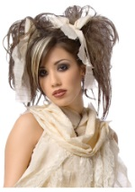 Adult Gothic Mummy Wig