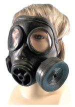 Toy Gas Mask
