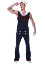 Mens On Deck Sailor Uniform