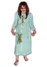 Exorcist Costume and Wig