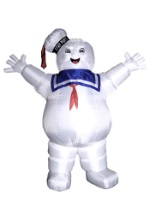 Inflatable Ghostbusters Stay Puft Man