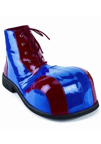Adult Circus Clown Shoes