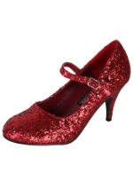 Sexy Ruby Slippers