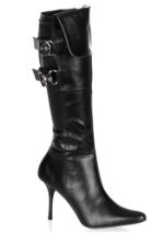 Womens Sexy Black Boots