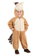 Toddler Corduroy Horsey Costume