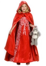 Little Red Riding Hood Princess Costume