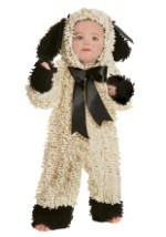 Toddler Little Wooly Lamb