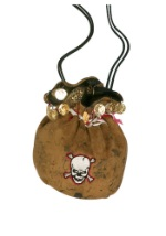 Handbag pirate pouch