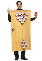 Adult Beer Pong Table Costume