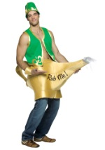 Magic Lamp Genie Costume