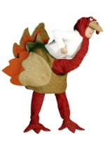 Escaped Turkey Costume