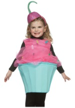 Toddler Sweet Cupcake Costume