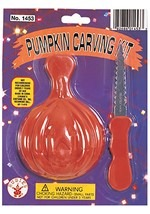 Kids Pumpkin Carving Set