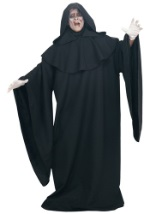 Adult Deluxe Black Robe