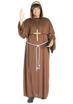 Men's Friar Tuck Costume