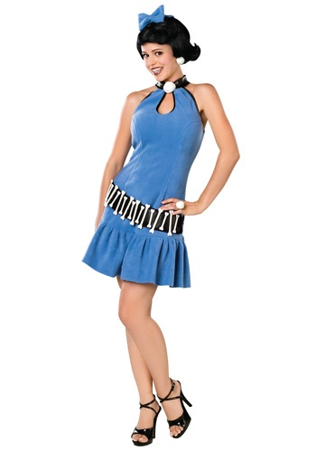 Betty Rubble Deluxe Costume