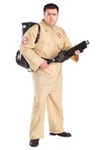 Plus Male Ghostbusters Costume