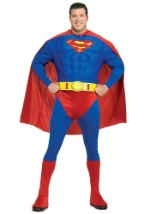 Superman Muscle Chest Plus Costume