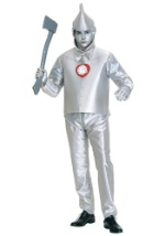 Plus Tin Man Wizard of Oz Costume