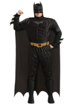 Plus Size Dark Knight Batman Costume