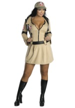 Plus Female Ghostbusters Costume