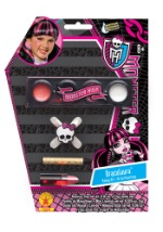 Girls Draculaura Makeup Kit