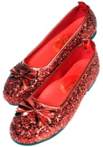 Child Ruby Slippers