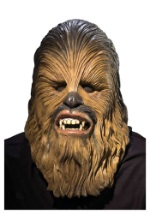 Deluxe Chewbacca Mask