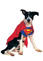 Krypto Superman Dog Costume
