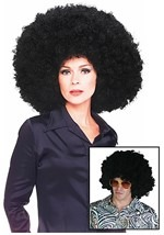 Adult Deluxe Afro Wig