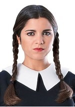 Wednesday Addams Family Wig