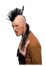 Mohawk Indian Wig