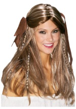Women's Pirate Wench Wig