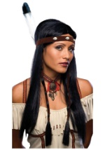Sexy Indian Costume Wig
