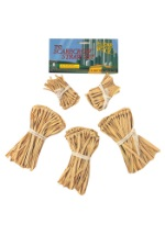 Straw Scarecrow Kit