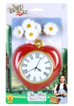 Tin Man Heart Clock Accessory