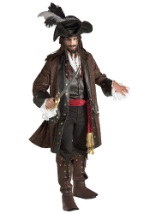 Authentic Caribbean Pirate Costume