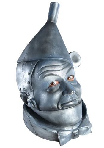 Deluxe Tin Man Costume Mask