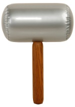 Large Inflatable Hammer