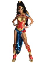 Adult Sexy Wonder Woman Anime Costume