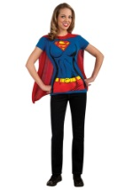 Supergirl Adult T-Shirt Costume