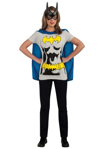 Ladies Batgirl Costume T-Shirt