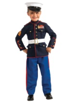 Kids Marine Dress Uniform Costume