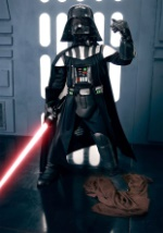 Deluxe Boys' Darth Vader Costume