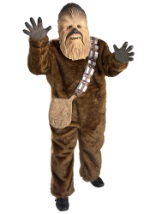Childrens Deluxe Chewbacca Costume
