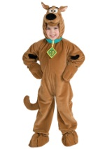 Childrens Deluxe Scooby Doo Costume