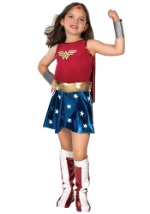 Wonder Woman Kid's Costume